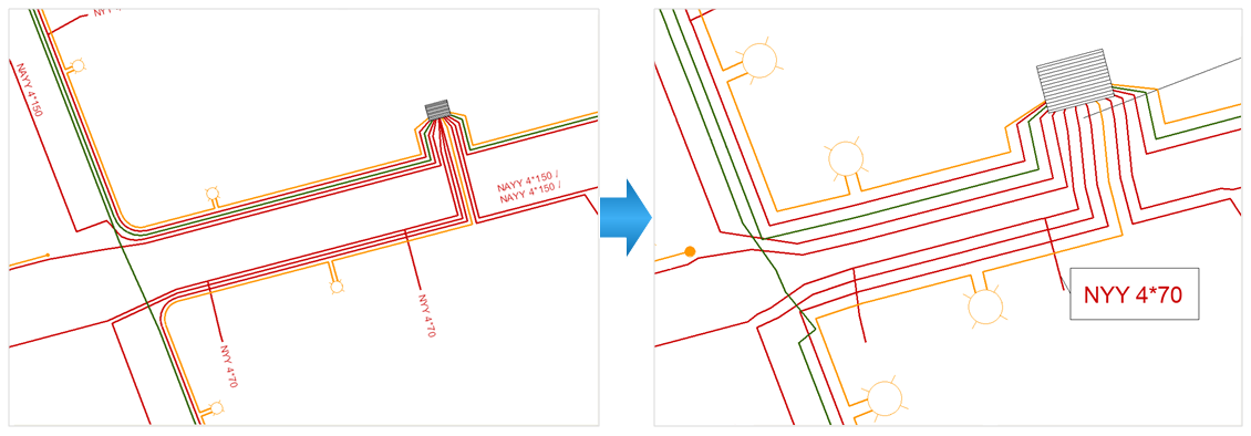 Map Generalization and Schematics - AED-SICAD GmbH